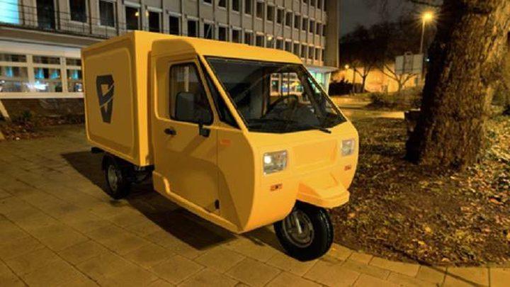 أرخص شاحنة روسية ثلاثية العجلات! (فيديو)