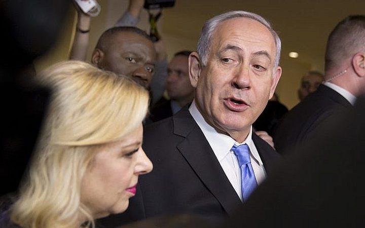 نتانياهويستعد للاستجواب الثاني في تحقيق بيزك