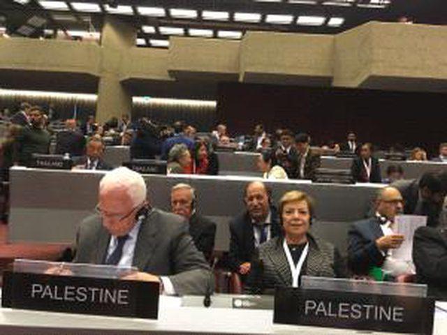 نشاط مكثف لوفد المجلس الوطني في اجتماعات الاتحاد البرلماني الدولي