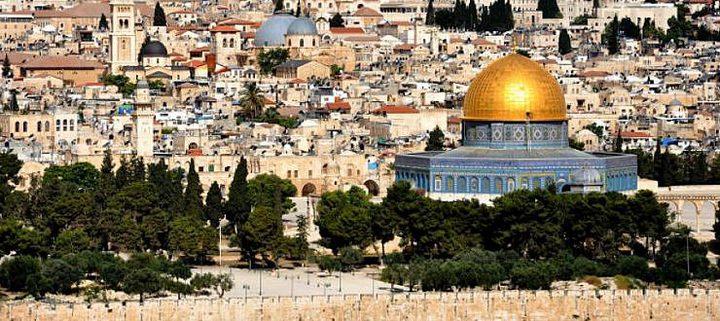 دائرة شؤون المفاوضات تنظم جولة ميدانية في القدس المحتلة بمناسبة عيد الفصح المجيد