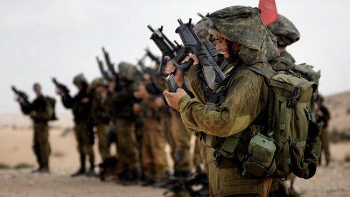 الاحتلال يرفع حالة التأهب على حدود غزة