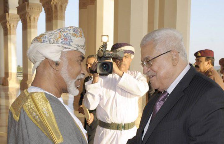 وزير خارجية عمان يؤكد دعم سلطنة عمان لحقوق الشعب الفلسطيني