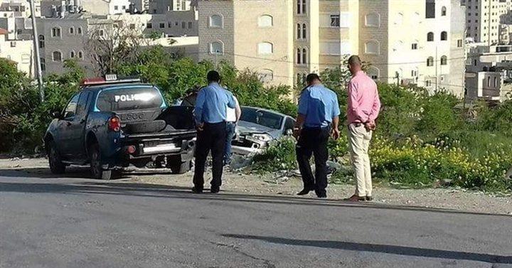 هرب من الشرطة فأصاب طالبة وسائق مركبة