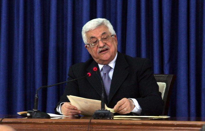 الرئيس يستقبل وفداً من التعبئة والتنظيم لحركة فتح