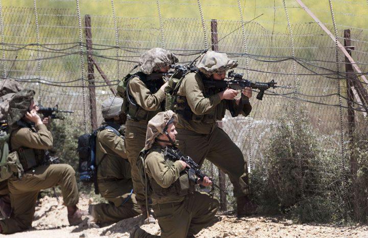 قوات الاحتلال تُطلق النار بإتجاه المتظاهرين جنوب قطاع غزة