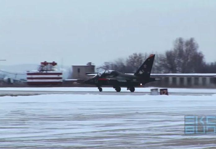 """""""ياك-130"""" الروسية تحطم أرقاما قياسية عالمية"""