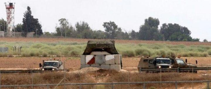 قوات الاحتلال تطلق النار تجاه رعاة الأغنام شرق خانيونس
