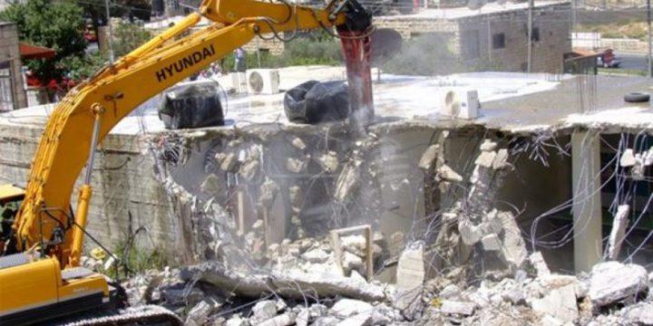 أبو دياب: 40 % من منازل المواطنين في سلوان مهددة بالهدم