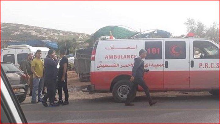إصابات في حوادث سير بالقدس ونابلس