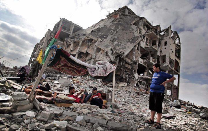 مركز حقوقي يحذر من انفجار الأوضاع في غزة