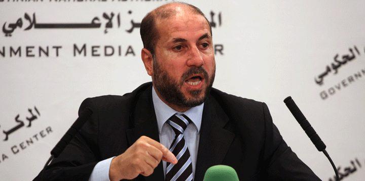 الهباش يطالب بمبادرات فلسطينية وعربية واسلامية لإنقاذ القدس