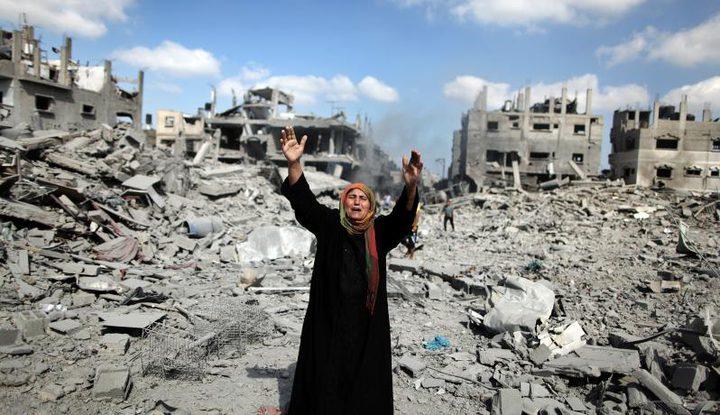 """في ظل تهديدات الاحتلال ..هل بات إنفجار  غزة """"قاب قوسين""""؟"""