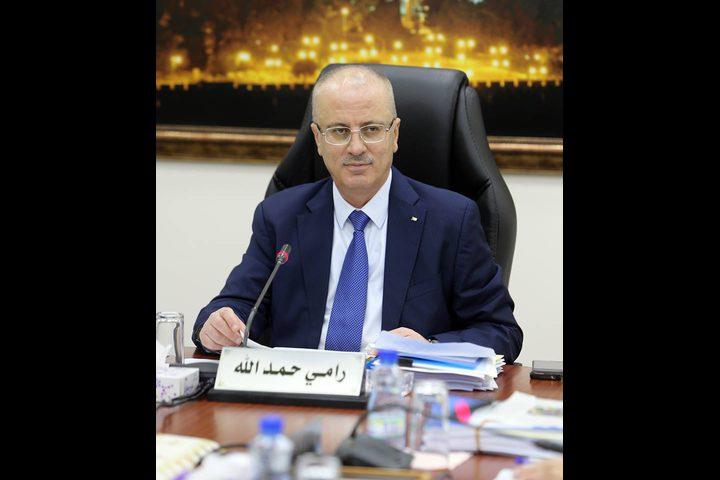 رئيس الوزراء يثمن قرارات الاتحاد البرلماني المنصفة لفلسطين