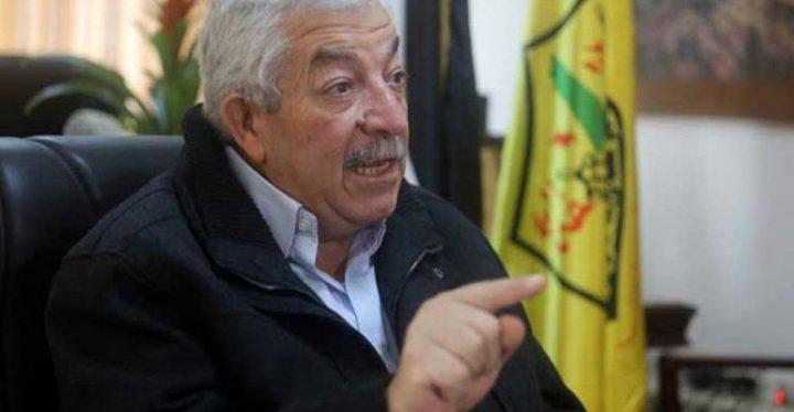 العالول: الموقف الفلسطيني صلب أمام التحديات الراهنة