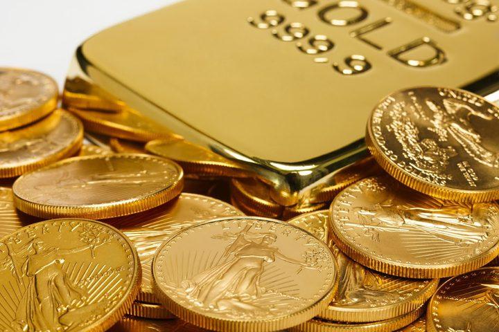الذهب يهوي مع انحسار التوترات التجارية