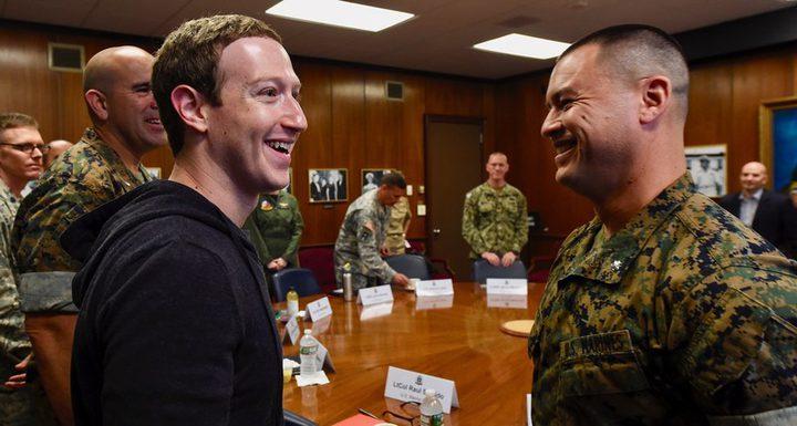 فيسبوك يحارب الصحافة الفلسطينية بزعم خطاب الكراهية!