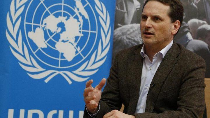 """مفوض """"الأونروا"""" يُحذّر من التدهور الخطير للأوضاع في قطاع غزة"""