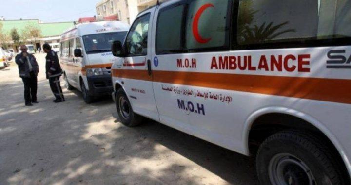 إصابة ثلاثة شبان برصاص الاحتلال جنوب قطاع غزة