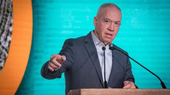 """ما هي خطة """"وجه إسرائيل"""" التي سيعرضها وزير الإسكان الإسرائيلي ؟"""