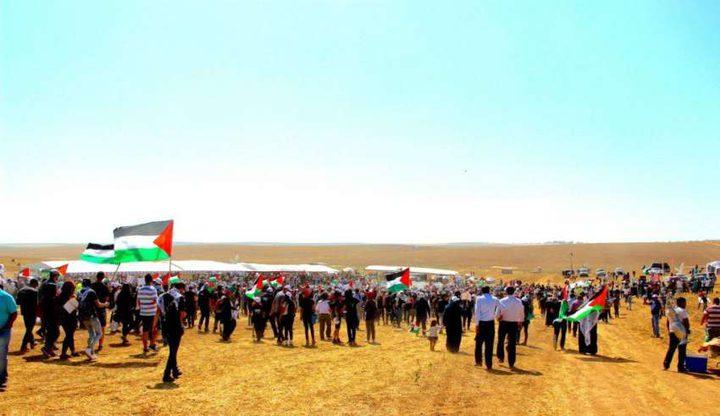 مسيرات العودة تربك الاحتلال