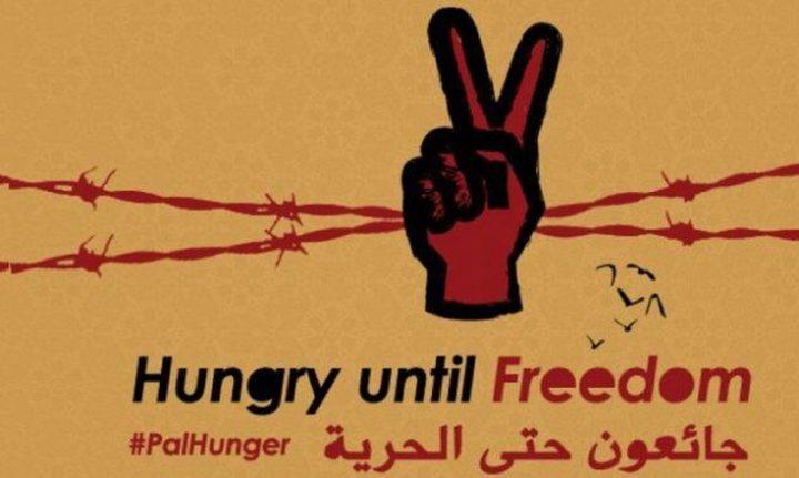 7 أسرى يواصلون اضرابهم عن الطعام