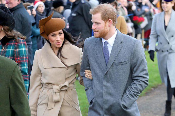 مركل تتعرض للاختطاف قبيل زواجها من الأمير هاري
