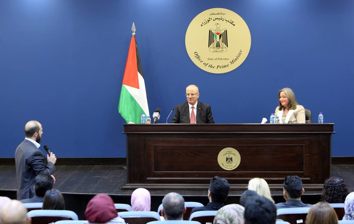 الحمد الله: لن نخضع للابتزاز ولن نقايض الحقوق بالمال السياسي