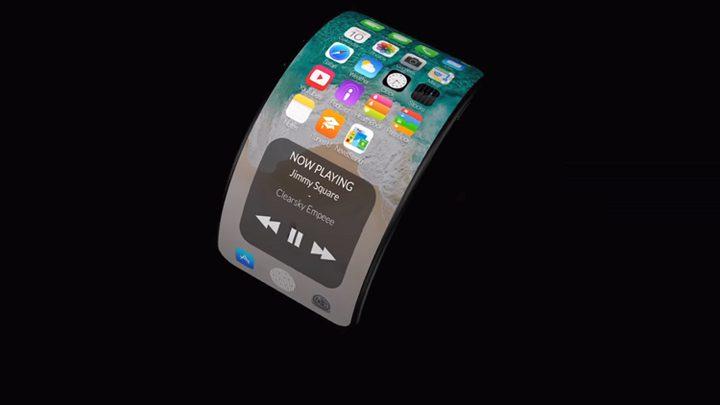 تطوير هاتف قابل للطي من آبل وإطلاقه عام 2020