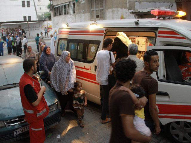 مصرع طفل بصعقة كهربائية في غزة