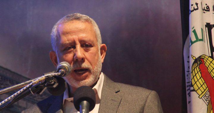 الجهاد: مسيرة العودة أثبتت أن شعبنا قادر على مواجهة الاحتلال
