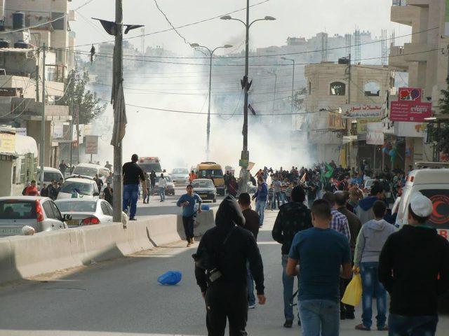 الصحة: 6 إصابات تصل مجمع فلسطين الطبي برام الله