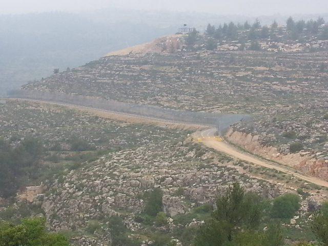 مواطنون يزرعونَأشجار الزيتون في منطقة الرويسات المهدّدة بالمصادرة
