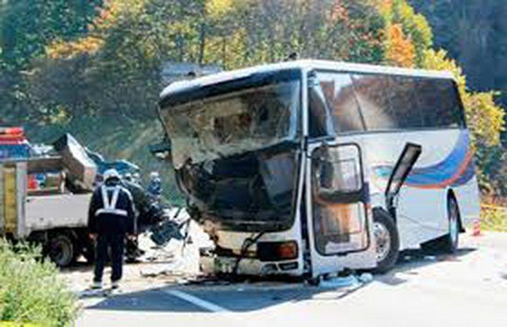 17 قتيلا في حادث حافلة تنقل مهاجرين غير شرعيين شرق تركيا
