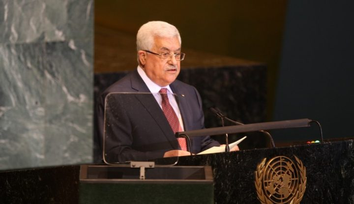 الرئيس يكلف السفير منصور باتخاذ الإجراءات الفورية اللازمة لطلب الحماية الدولية لشعبنا