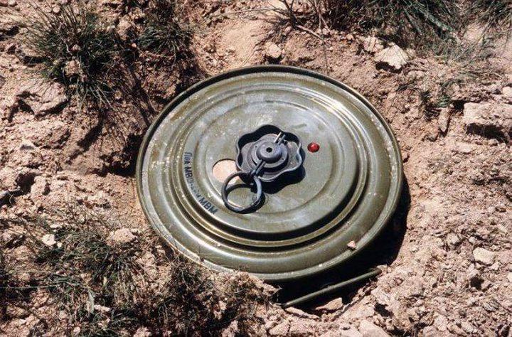 الاحتلال يبدأ بإزالة ألغام على حدود الأردن
