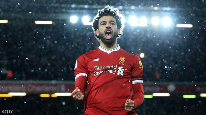 محمد صلاح يحقق رقماً لم يتحقق بتاريخ الدوري الإنجليزي