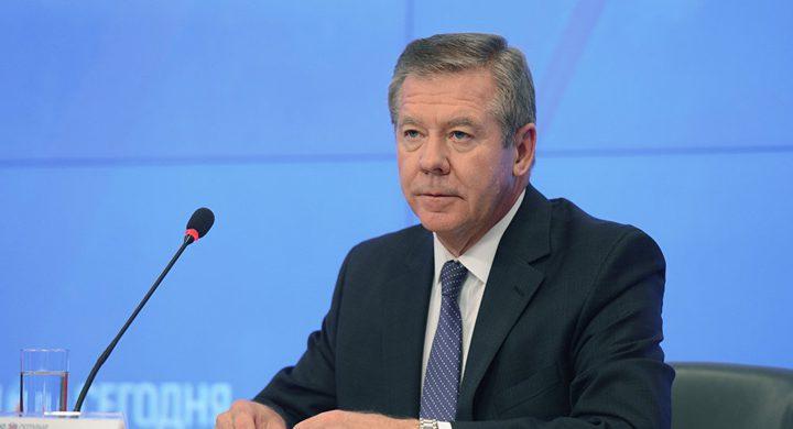 غاتيلوف: طرد 12 موظفا من البعثة الروسية لدى الأمم المتحدة يتعارض مع الاتفاقيات الدولية