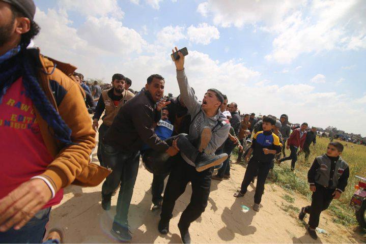 الأمم المتحدة تدعو لإجراء تحقيق مستقل وشفاف بشأن استشهاد وإصابة متظاهرين بغزة