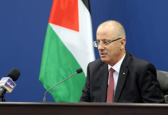 الحمد الله يحمل حكومة الاحتلال مسؤولية الاعتداء على شعبنا