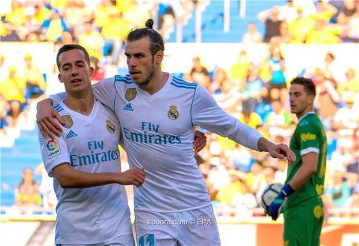 ريال مدريد يضرب بالماس بالثلاثة