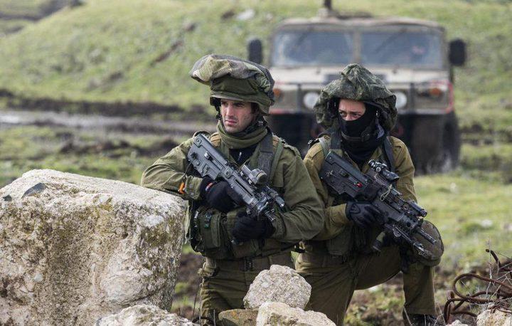 الاحتلال يبقي قواته في محيط قطاع غزة