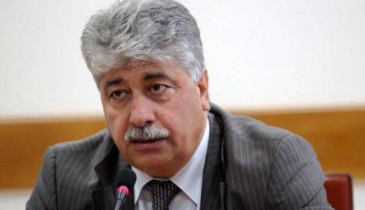 """مجدلاني لـ""""النجاح"""": حكومة الاحتلال غير جاهزة لاستئناف عملية السلام"""