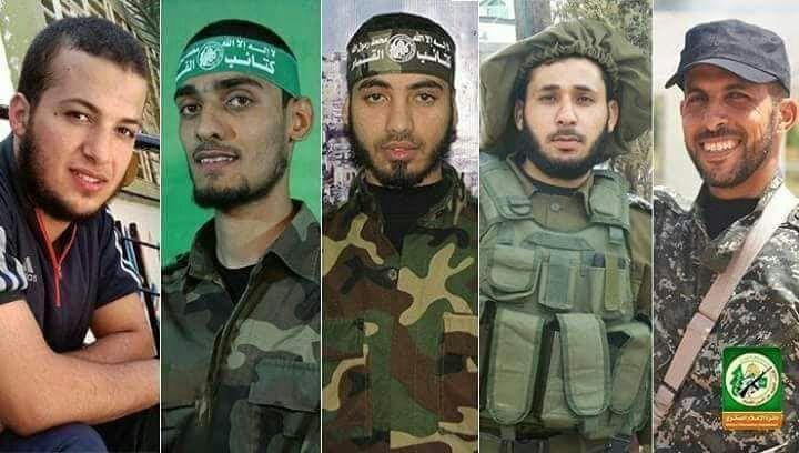القسام ينعى 5 شهداء من عناصره ويؤكد: سيدفع الاحتلال ثمن دماءهم في الوقت المناسب