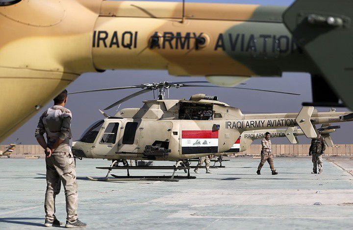 القوات العراقية تعلن قتل 16 عنصرا من تنظيم الدولة