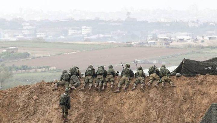 الاحتلال يعتقل ثلاثة شبان حاولوا التسلل جنوب غزة