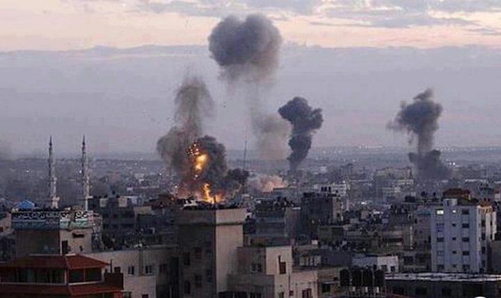 قوّات الاحتلال: سنقصف أهدافًا في غزّة إن تصاعدت حدّة المسيرات