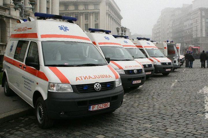 اصابة 22 اسرائيليا بجروح في انقلاب حافلة في رومانيا!