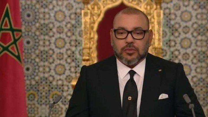 ملك المغرب يعزي الرئيس عباس بشهداء غزة
