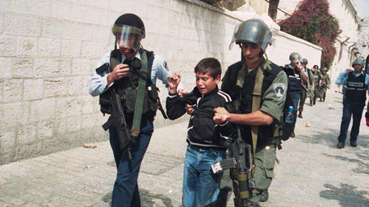 """هيئة الأسرى لـ""""النجاح"""": إسرائيل تمارس أشد أنواع العنف بحق الأطفال المعتقلين"""