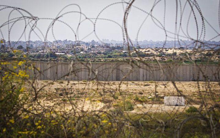 الاحتلال يدعي إحباطه محاولة تسلل شاب من قطاع غزة